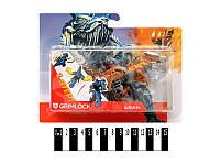"""Трансформер-робот """"Grimelock"""" блистер 11,2*5*5,5 см. /240/(5588-2)"""
