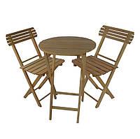 Комплект мебели садовой 2+1