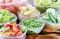 Как правильно замораживать овощи и фрукты