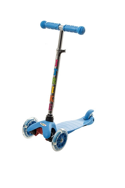 Трехколесный самокат iTrike Scooter BB 3-013-4-E Blue