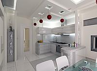 Дизайн-проект кухни, Кухня 33
