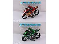 Мотоцикл HR678/HR678-10 инерц.2цв.кул.23*7*16 ш.к./120/(HR678/HR678-1)