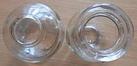 Банка размер №4 - 1шт. стеклянная вакуумная медицинская (Большая) Польша