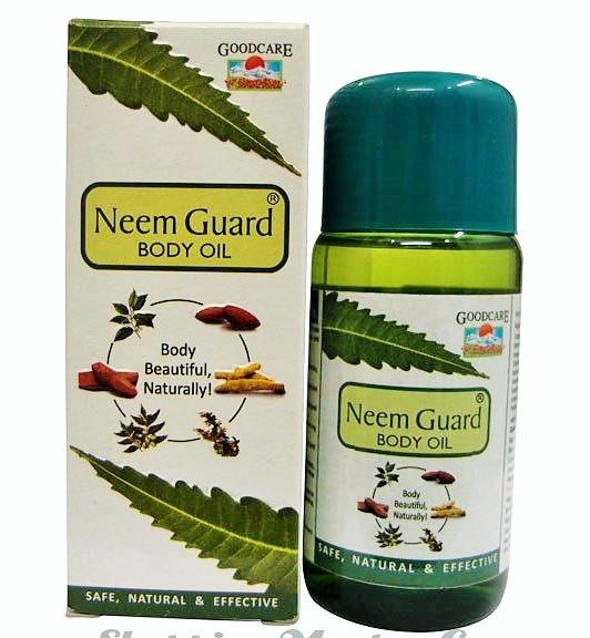 Ним Гуард, Ним Гард, масло (Neem Guard) 100 мл - предотвращает нежелательные высыпания и раздражения