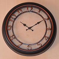 Интерьерные настенные часы (40х40х7 см.), фото 1