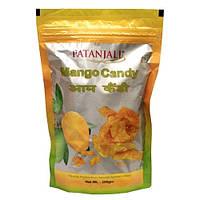 Цукаты манго, Patanjali -Засушенные плоды манго помогают при борьбе с атеросклерозом, гипертонией и анемией.