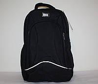 Городской рюкзак для ноутбука черный