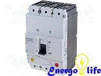 Выключатель автоматический силовой EATON LZMC1 A125 I для защиты низковольтных сетей от перегрузки и коротких замыканий (арт.111896 )