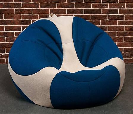 Кресло-мяч Euro, велюр (размеры: S, M, L), фото 2