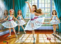 "Кастор пазлы 260 ""Школа балета""32*23 /20/(В-27231)"