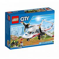 Lego City Самолёт скорой помощи 60116