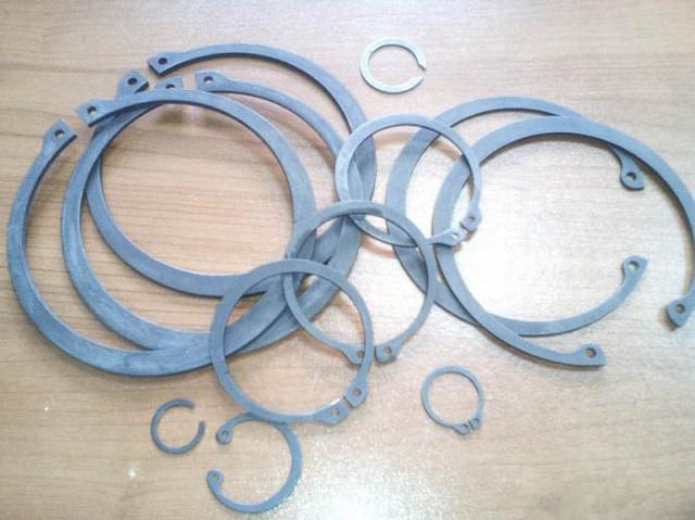 Стопорные наружные кольца DIN471