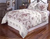 Нарядное постельное белье на полуторную кровать