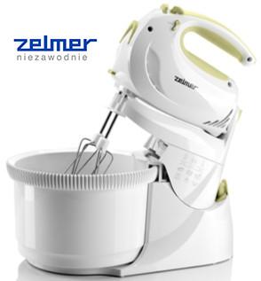 Миксер с чашей Zelmer 481.64 Lime  | economia.com.ua