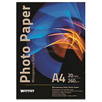 Бумага Tecno A4 260g 20 pack Satin, Photo Paper Superior SA (260 A4 SA CP20)