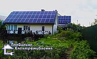 Сонячна електростанція 30 кВт у смт Стара Вижівка
