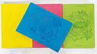 Дневник А5 частично датирован, клетка, одноцветная печать, белая бумага, 196 лист, рус(WB5534)