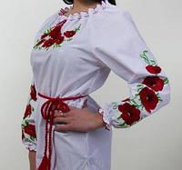 Женская блуза,вышита гладью, фото 1