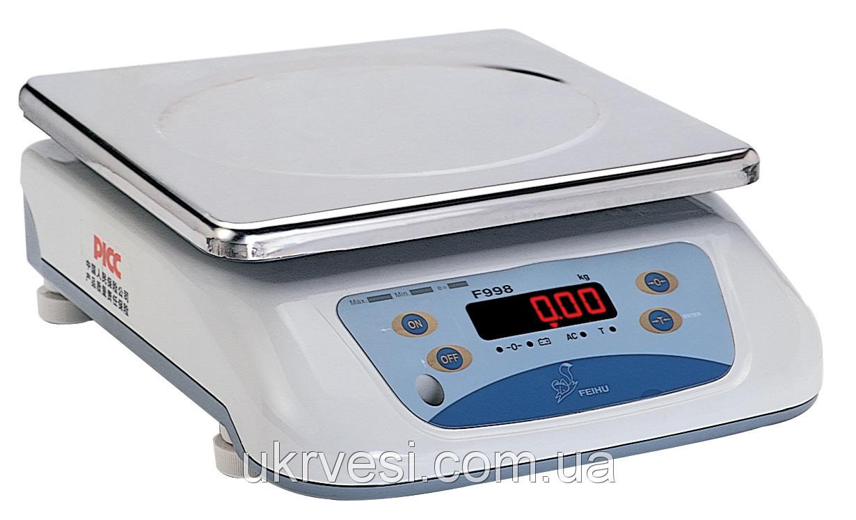 Весы фасовочные ВТЕ-Центровес-15-Т3