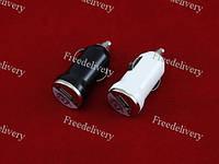 Автомобильное зарядное устройство USB зарядка в прикуриватель