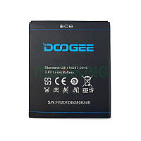 Оригинальная батарея Doogee LEO (B-DG280) для мобильного телефона, аккумулятор.
