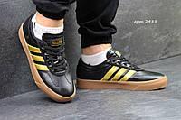 Кроссовки Adidas Adi-Ease Universal ADV черные 2488