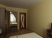 Дизайн-проект спальни, Спальня 24
