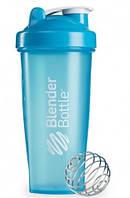 Шейкер спортивный BlenderBottle Classic 820ml (ORIGINAL) Aqua