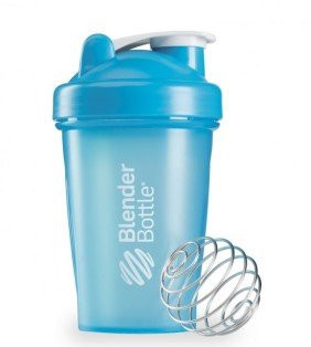 Шейкер спортивный BlenderBottle Classic 590ml (ORIGINAL) Aqua