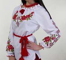 Современная вышиванка для женщин