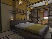Дизайн-проект, Спальня 25