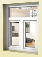 Пластиковое окно в сталинку  Rehau 70, фото 1