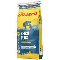 Josera Dog Sensi Plus Adult для взрослых собак склонных к аллергии и и проблемах с пищеварением (утка и рис)