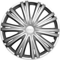 Колпаки колес Star Гига + на Газель задние (2 штуки)