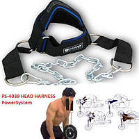 Тяга для шеи Power System Head Harness PS-4039