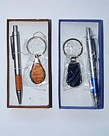 Набор ручка с брелком в подарочной упаковке