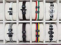 Брендовые браслеты Diesel, MontBlanc, фото 1