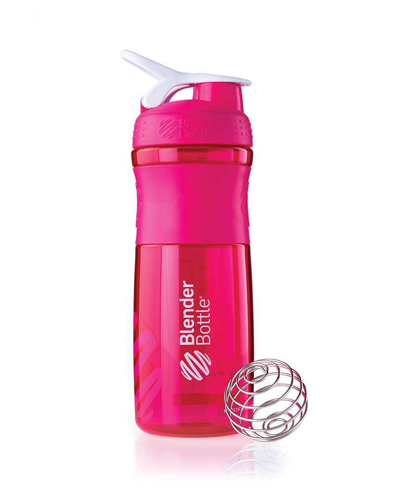 Шейкер спортивный BlenderBottle SportMixer 820ml (ORIGINAL) Pink