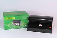 Детектор валют Ультрофиолетовая лампа, работает от батареек 101A1C