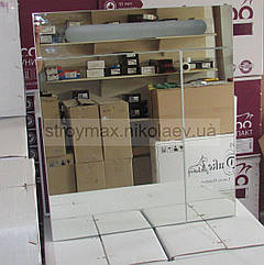 Дзеркало-шафа Еллі 70 Стандарт (700*160*800) з підсвічуванням, ТМ Ніколь