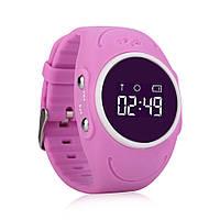 Детские умные gps часы Водонепроницаемые Smart baby watch GW300s (ip68) pink