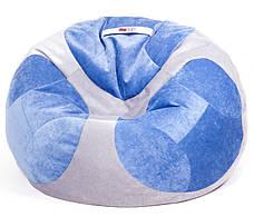 Кресло-мяч Euro, кожзаменитель (размеры: S, M, L), фото 2