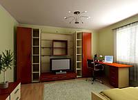 Дизайн-проект спальни, Спальня 1