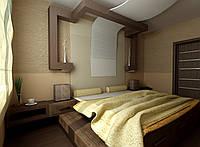 Дизайн-проект спальни, Спальня 2