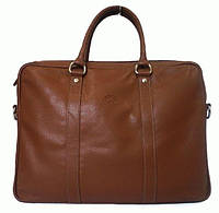 Портфель Katana K69261-3 кожаный Коричневый