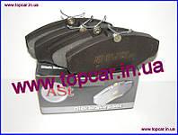 Гальмівні колодки передні Renault Trafic II 1.9-2.5 01- Ast AST099