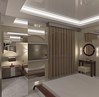 Дизайн-проект спальни, Спальня 3