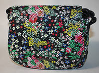 Женская мини-сумочка клатч Tony Bellucci цветы