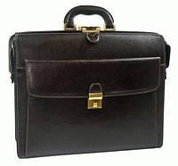 Портфель Katana K63040-2 кожаный Коричневый