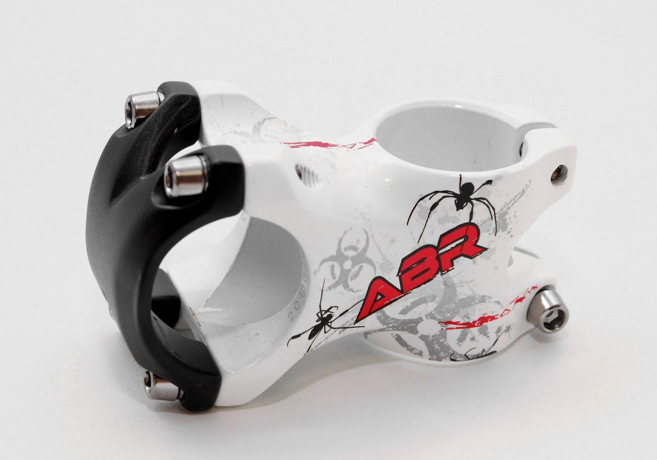 Вынос руля ABR Spyder 31.8 x 50 мм, белый